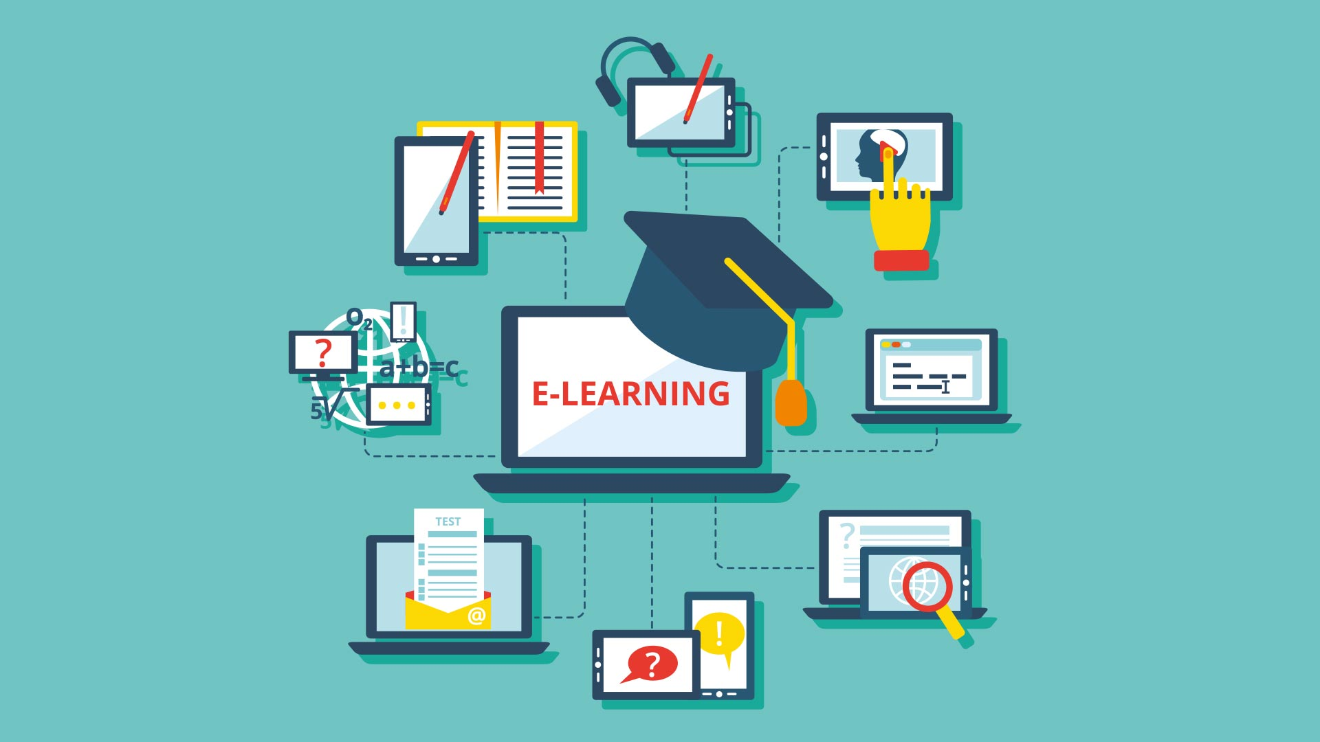 e-learning / آموزش آنلاین